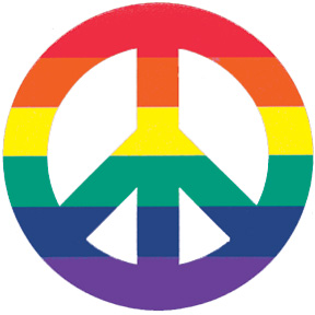 Rainbow-Peace-Sign-4-Magnet-(2949)